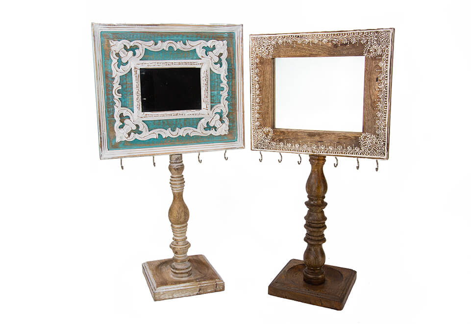 Hand Crafted Decorative Mirror