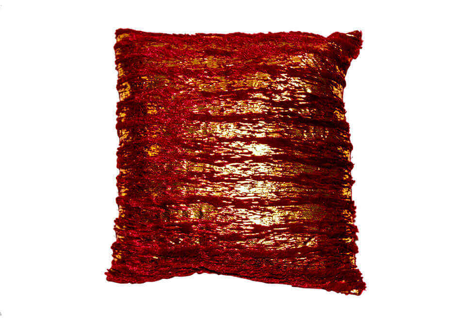 Red Glow Pillow